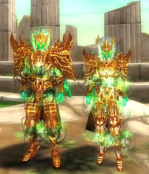 屍霊の黄金セット